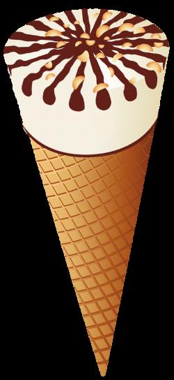 Transparent Ice Cream Cone PNG Clipart | clip art ice cream and ...