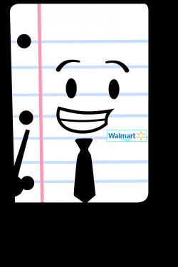 Image - Walmart Paper.png | Inanimate Insanity Wiki | FANDOM powered ...