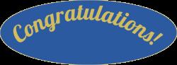 free digital congratulation scrapbooking embellishment - Gratulation ...
