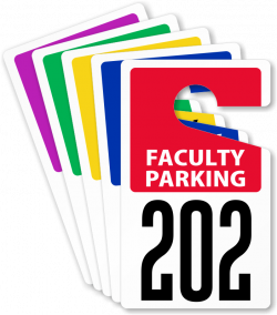 Customizable Parking Permits for Faculty and Staff