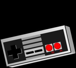 Bhspitmonkey Old School Game Controller Clip Art at Clker.com ...