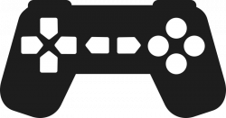 Playstation Controller Silhouette at GetDrawings.com | Free for ...
