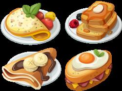 Food vegetables fruits and sweets vector (3) [преобразованный].png ...