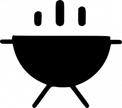 Kitchen Barbecue Appliances Cook Bbq Grill Svg Png Icon Free ...