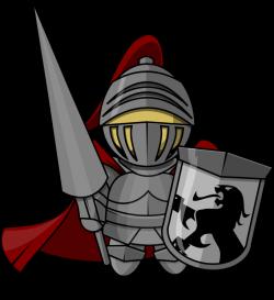 Knight free to use clip art 2 - Clipartix