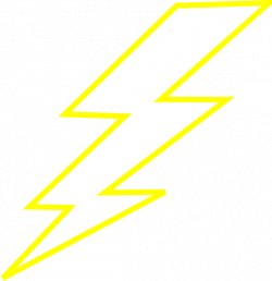 Lightning bolt clip art lightning strik clipartcow - Clipartix