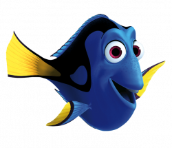 Dory transparent image TV / Film png images | teenick. | Pinterest ...