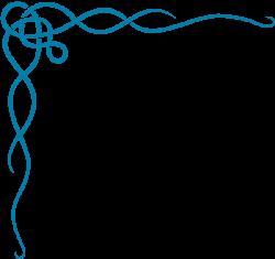 Celtic Corner Blue Clip Art at Clker.com - vector clip art online ...