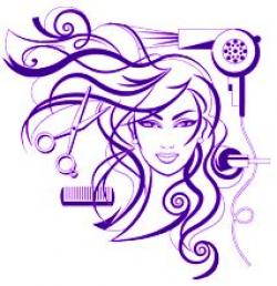 10 best Hair clip art images on Pinterest | Salon ideas, Hair dos ...