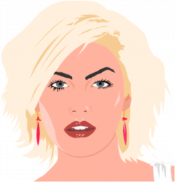 Blond Cosmetologist Beauty Parlour Woman Clip art - woman 1222*1280 ...