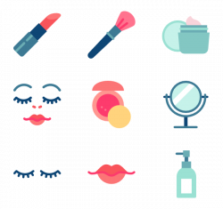 202 beauty icon packs - Vector icon packs - SVG, PSD, PNG, EPS ...