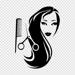 Comb Hair-cutting shears Beauty Parlour Cosmetologist ...
