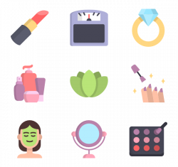 Cosmetics Computer Icons Cosmetologist Make-up artist Clip art ...
