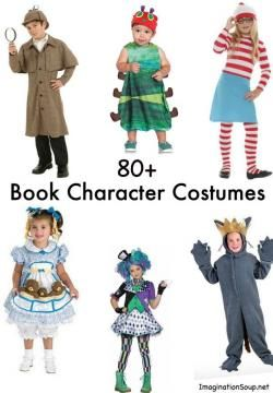 80 Favorite Book Character Costumes clipart royalty free ...