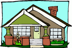 Bungalow home clipart clipart kid 2 - Cliparting.com