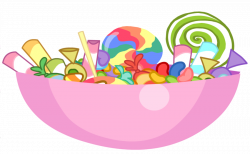 Candy Counter Clipart