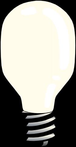 Cfl light bulb clip art clipart cliparts for you - Clipartix