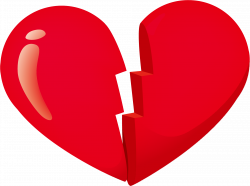 Broken heart Clip art - Broken heart 1925*1434 transprent Png Free ...