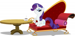 220841 - artist:ennervateindustries, coffee, fainting couch ...