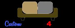 Sofa Dealer   Custom Sofas 4 Less   Santa Rosa, Pleasanton, Walnut ...