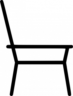 Chair Simple Sketch Furniture Home Svg Png Icon Free Download ...