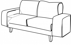 Couch Clip Art Free | Clipart Panda - Free Clipart Images
