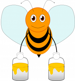 Free Animated Bee, Download Free Clip Art, Free Clip Art on Clipart ...