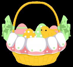 Event Item: Easter Egg Basket | ourGemCodes