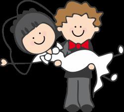 Dibujos. Clipart. Digi stamp - Wedding - Novios - Boda | muñequitos ...