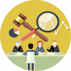 Lawyer Law firm Computer Icons Court - law 600*600 transprent Png ...