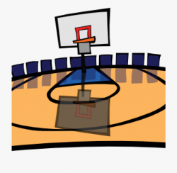Tennis Court Clipart At Getdrawings - Basketball Court ...