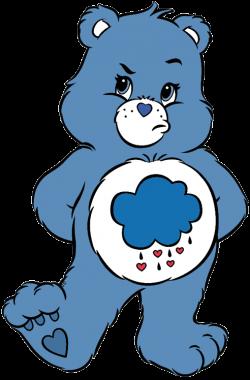 GRUMPY BEAR   CARE BEARS   Pinterest   Bears, Care bears and Tattoo