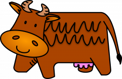 Brown Cow Icons PNG - Free PNG and Icons Downloads
