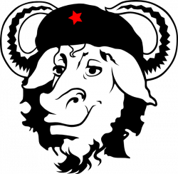 Gnu Cap Hat Cow Clip Art at Clker.com - vector clip art online ...