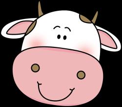 Cow Head | 4-h | Cow clipart, Cartoon cow face, Cow face