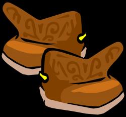 Cowboy Boots | Club Penguin Wiki | FANDOM powered by Wikia