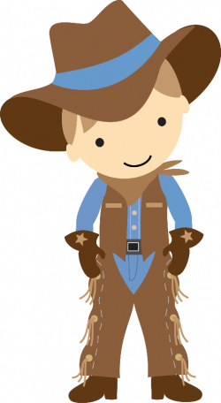 Cowboy e Cowgirl - Minus | Clip Art-Country Time | Pinterest | Clay ...