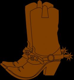 Boots Clip Art at Clker.com - vector clip art online, royalty free ...