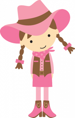 Cowboy e Cowgirl - Minus | Clip Art-Country Time | Pinterest ...