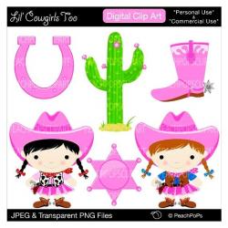 Cactus Clip Art Free | cowgirl clip art digital clipart ...