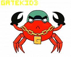 Dab Crab by gatekid3 on DeviantArt