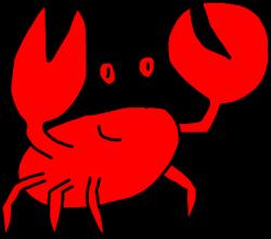 Clip Art Of Crab – Crab