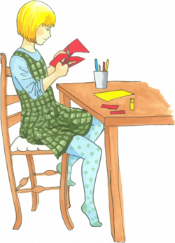 Craft clipart craft table - Graphics - Illustrations - Free Download ...