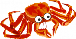 King crab clipart clipart images gallery for free download ...