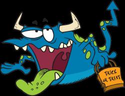Funny Halloween Clip Art - Clip Art Library
