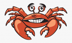 Crab Clipart - Image - Crab Png Clipart #80454 - Free ...