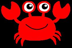 Crustacean clipart - Pencil and in color crustacean clipart