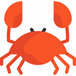 36 Crab PNG Images With Transparent Backgrounds - Free ...