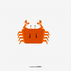 Crab Vector Png, Vector, PSD, and Clipart With Transparent ...