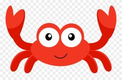 Thaís Silva - Crabs Clipart - Png Download (#117398 ...